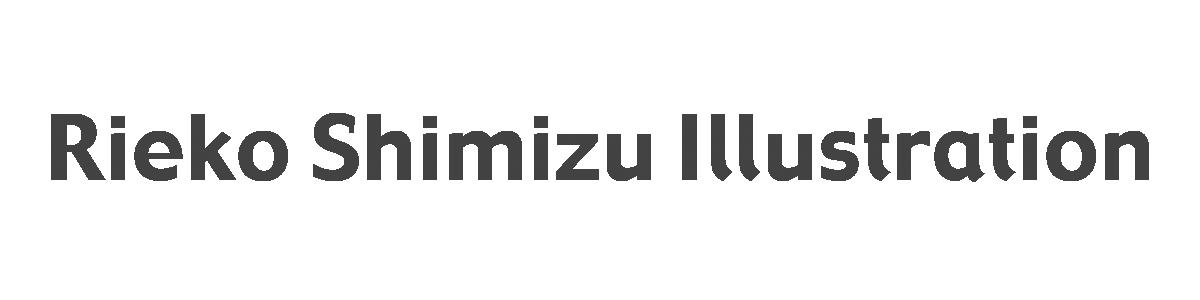 Rieko shimizu illustration